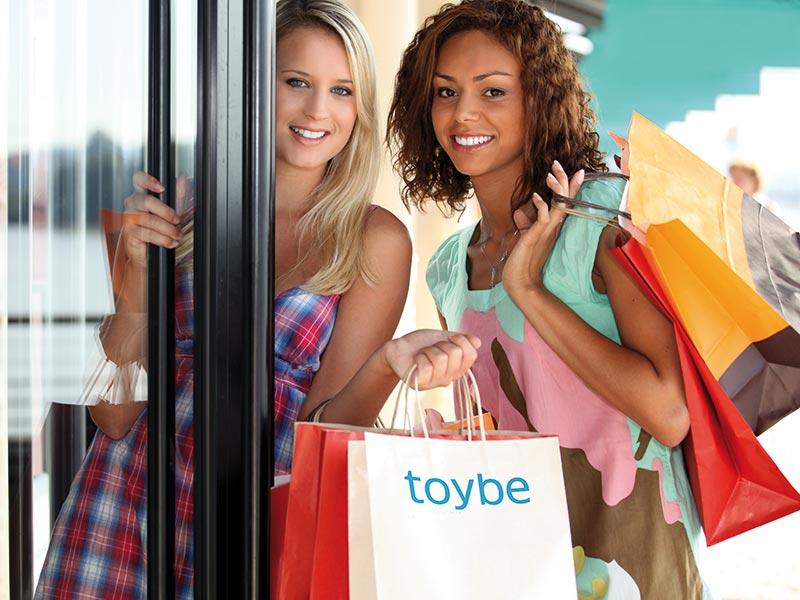 bolsas de papel Toybe